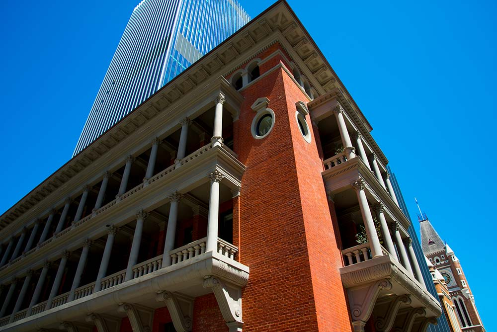 Old Treasury Building Perth
