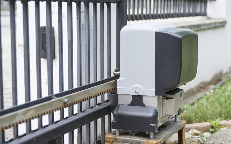 hygienic automatic gates
