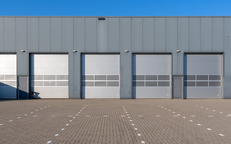 hygienic automatic roller doors